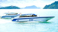 Private Speed Boat : JC Tour