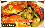 Seafood and Pearl Farm