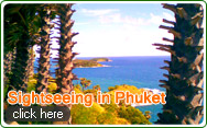 Sightseeing in Phuket