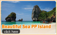 Beautiful Sea PP Island