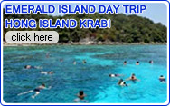 Emerald Island Hong Krabi Day Trip