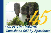 Survey & Leisure Jamesbond007 by Speedboat