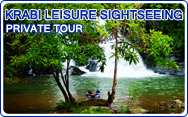 Krabi Leisure Sightseeing Private Tour
