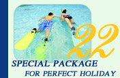 Special Package for Perfect Holiday